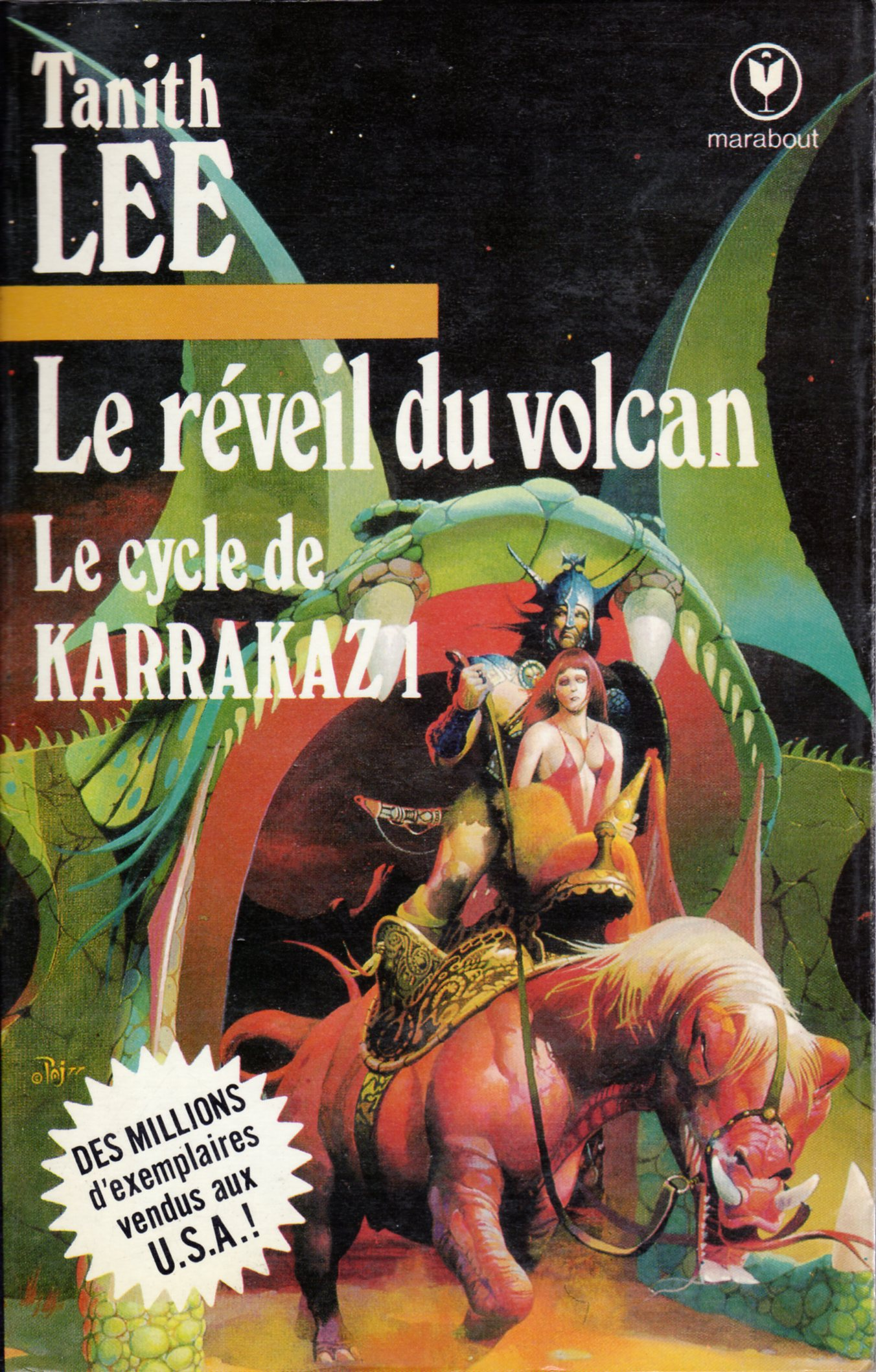 Le Réveil Du Volcan (The Birthgrave)