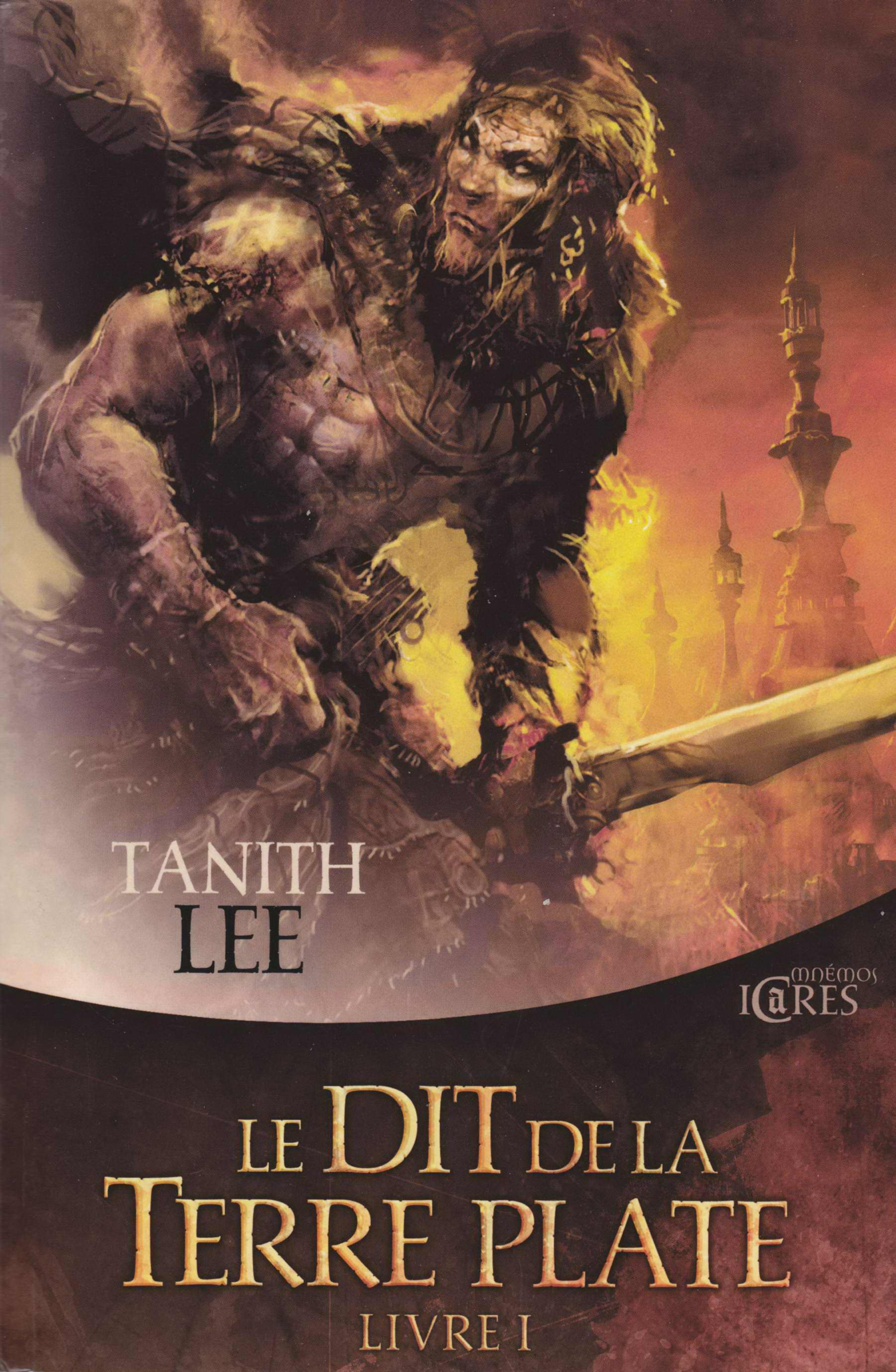 Le Dit De La Terre Plate (Tales From The Flat Earth) Book One