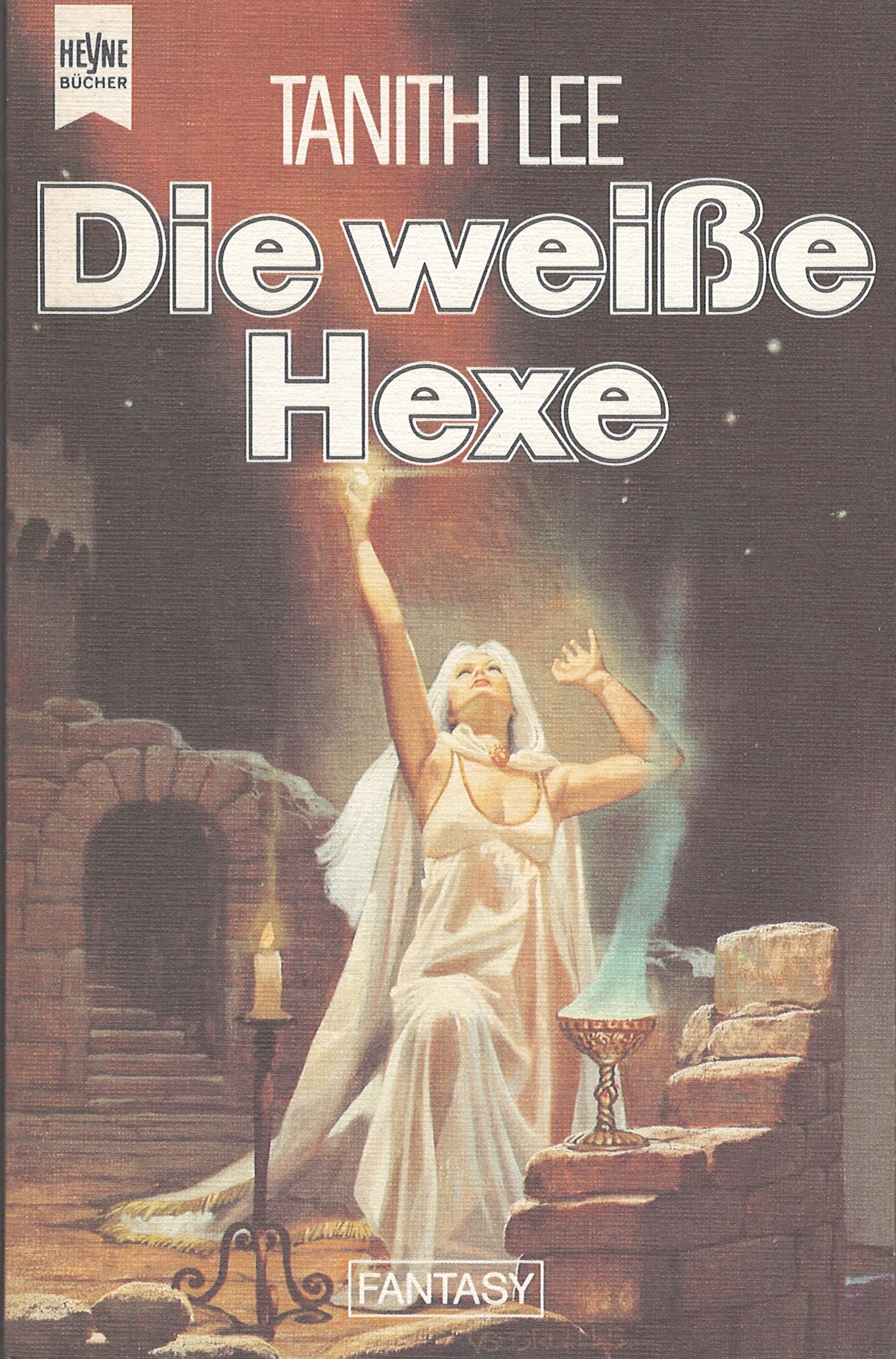Die Weisse Hexe <br>(Quest For The White Witch)