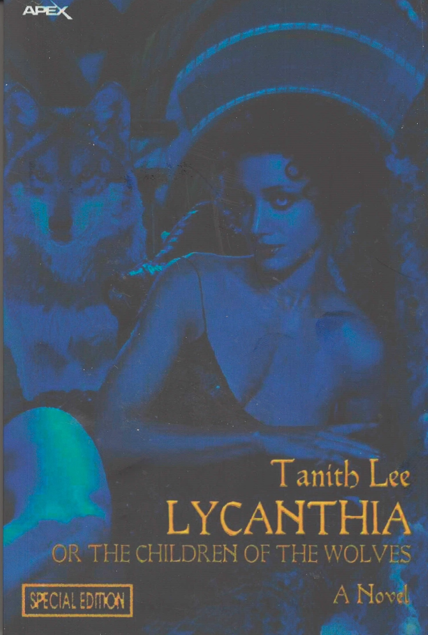 Lycanthia, or, The Children Of The Wolves