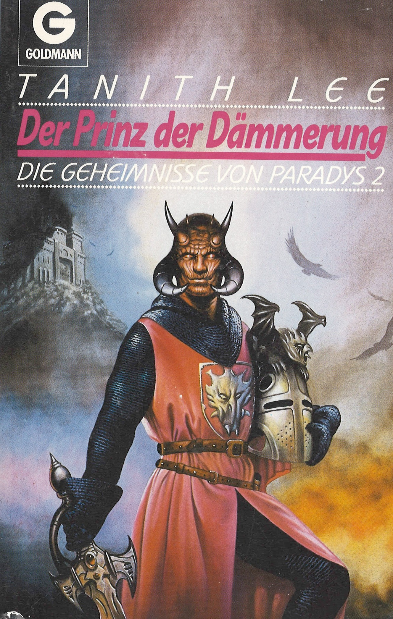 Der Prinz Der Dämmerung <br>(The Book Of The Beast)