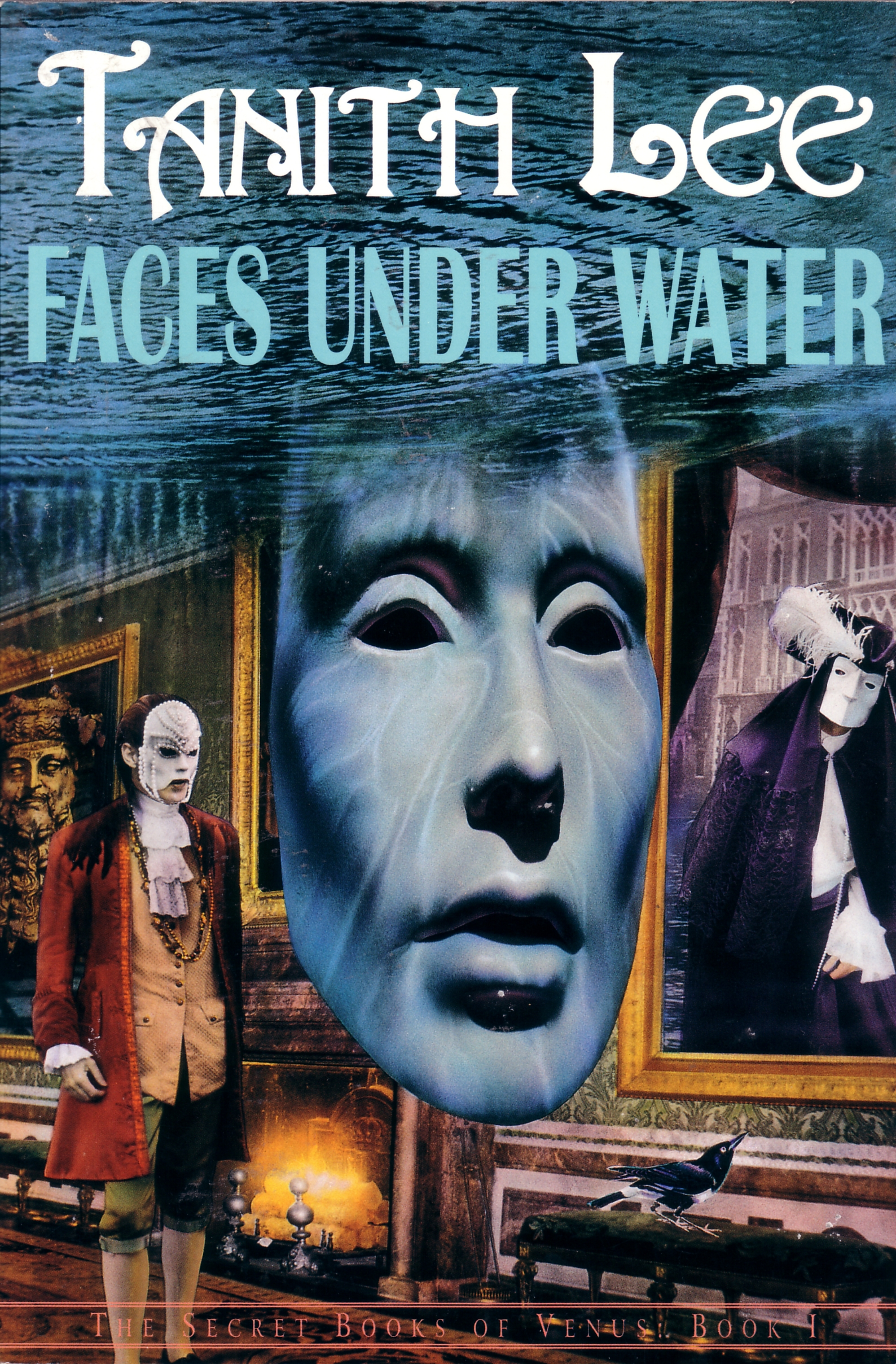 Faces Under Water